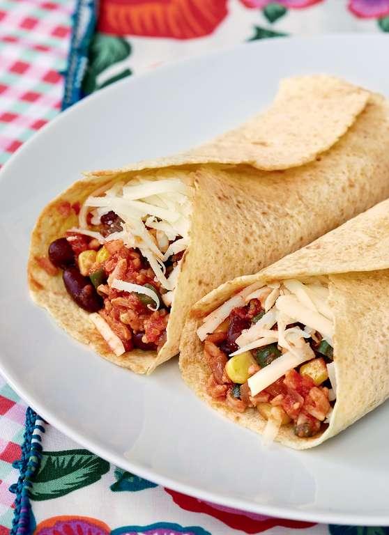 All-in-One Burrito