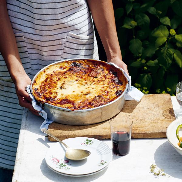 Moussaka Authentic And Traditional Greek Recipe: Authentic Greek Cypriot Moussaka
