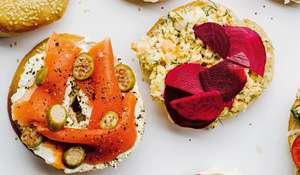Bagel Brunch | Weekend Breakfast Recipe