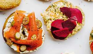 Bagel Brunch | Weekend Breakfast Recipe