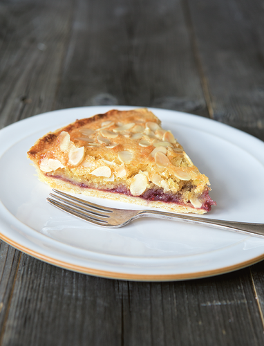 Cherry Bakewell from How Baking Works