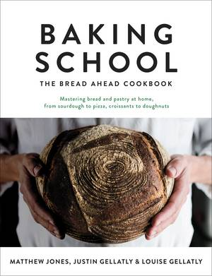 Cover of Baking School: The Bread Ahead Cookbook