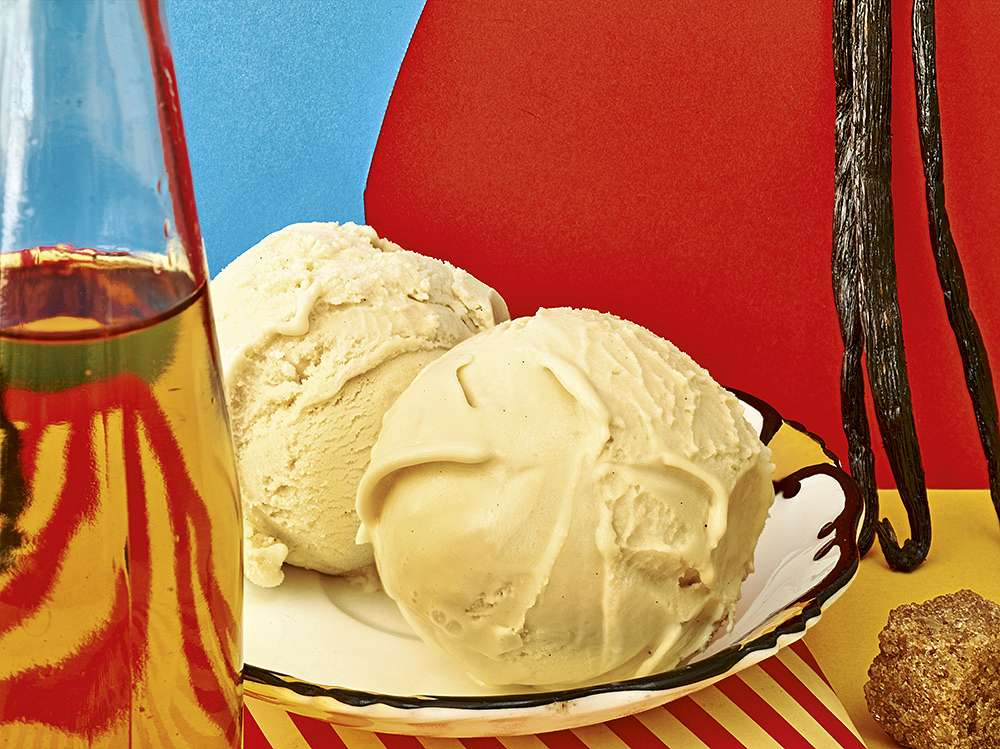 Barbados Custard Ice Cream