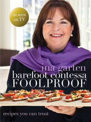 Cover of Barefoot Contessa: Foolproof