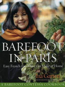 Cover of Barefoot Contessa in Paris: Easy French Food You Can Make at Home