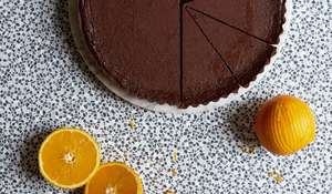 Chocolate Orange Tart Recipe Britain's Best Home Cook