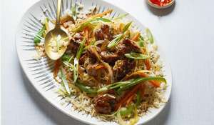 Sweet and Sour Pork with Egg-fried Rice Recipe Britain's Best Home Cook