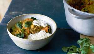 Sweet Potato, Red Lentil and Coconut Curry Recipe Britain's Best Home Cook