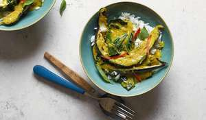Thai Aubergine Curry Recipe Britain's Best Home Cook