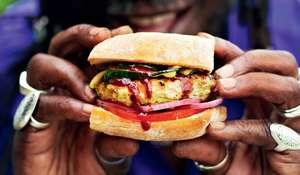 Calypso Chicken Burgers