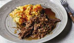 Slow-Cooked Beef | BBC Eat Well For Less