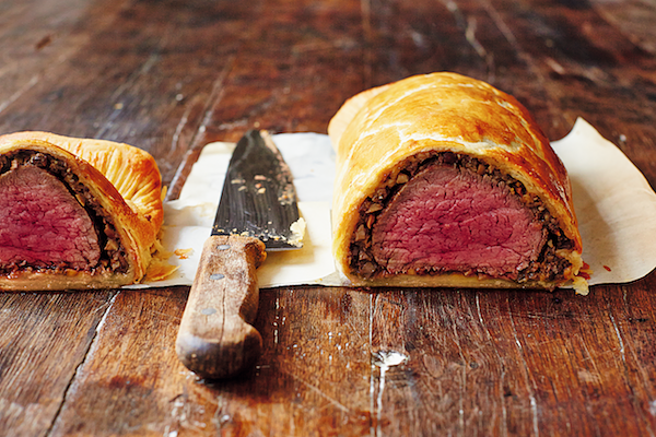 how to cook perfect roast beef beef wellington jamie oliver comfort cookbook