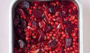 Beetroot, Chickpea and Coconut Curry Recipe | The Green Roasting Tin