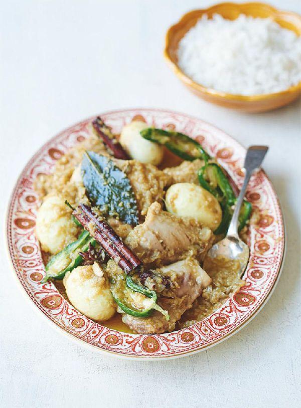 Nadiya's Bengali chicken Korma