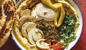 Berber & Q Hummus Recipe