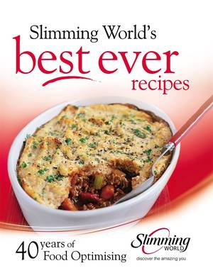Cover of Best ever recipes: 40 years of Food Optimising