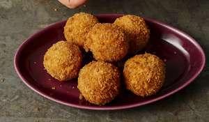 Jollof Rice Balls with Scotch Bonnet Sauce | Saturday Kitchen BBC1