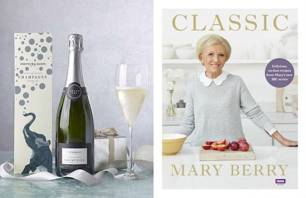Champagne and Mary Berry Classic