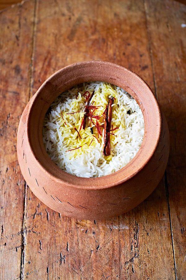The Perfect Lamb Biryani fromMade in Indiaby Meera Sodha