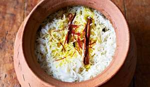The Perfect Lamb Biryani by Meera Sodha