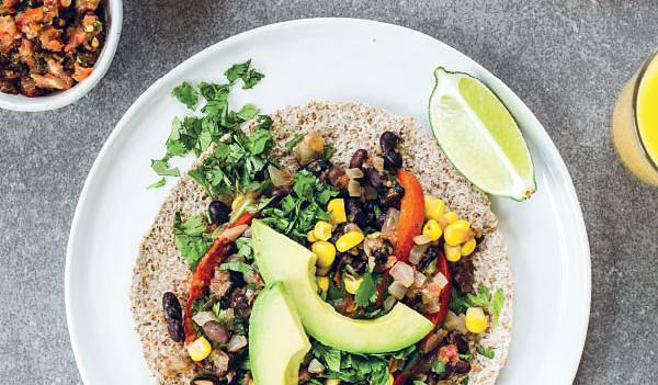 Black Bean Rancheros Recipe Vegan Breakfast