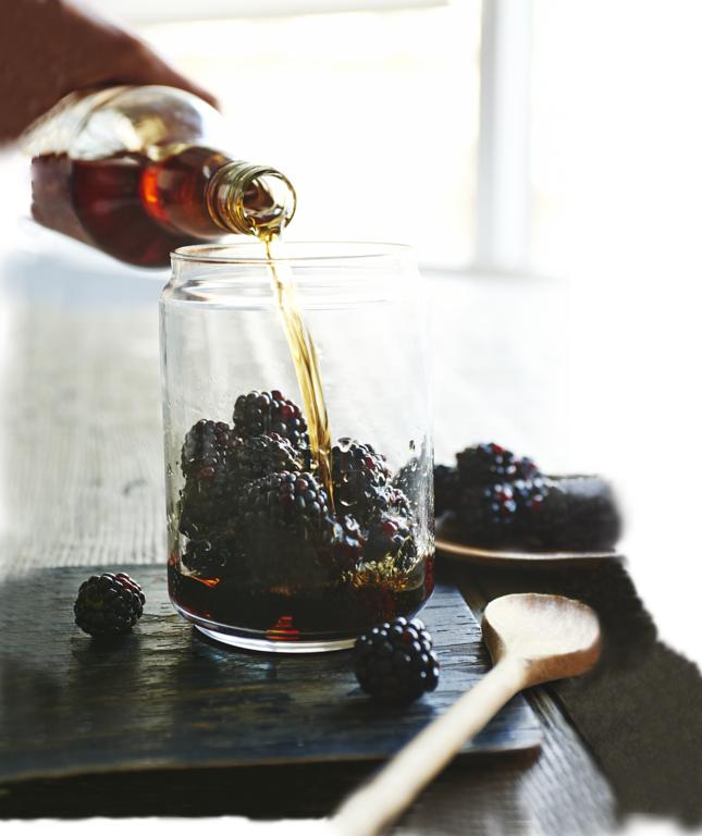 Blackberry Whisky