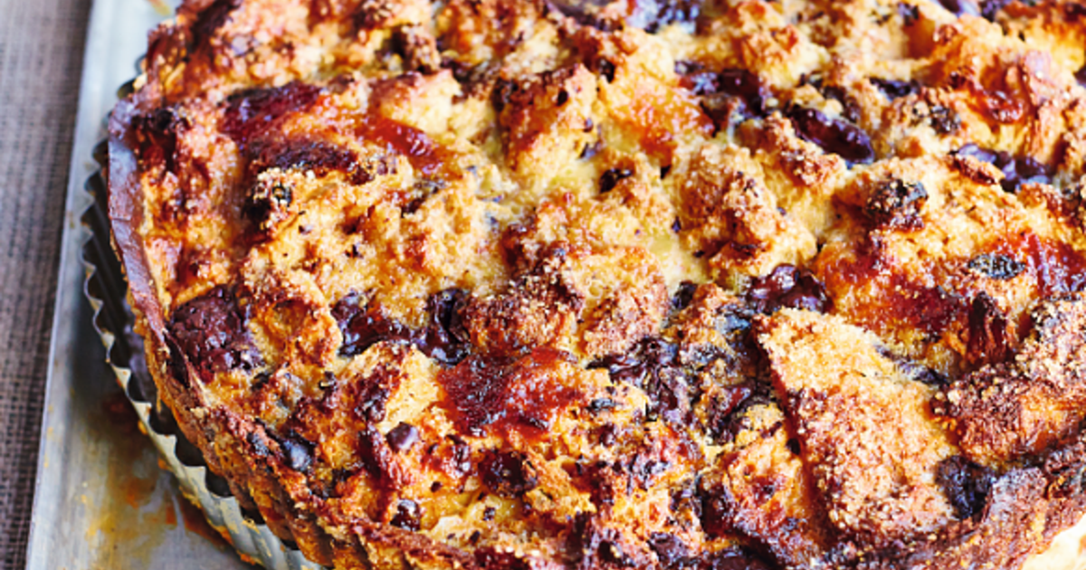 Jamie Oliver Italian Cake Recipe: Jamie Oliver Bread & Butter Pudding