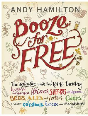 Cover of Booze for Free