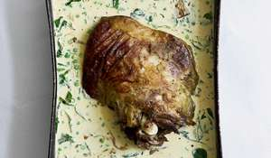 Braised Shoulder of Lamb | Sunday Lunch Recipe