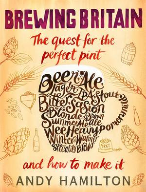 Cover of Brewing Britain: The quest for the perfect pint