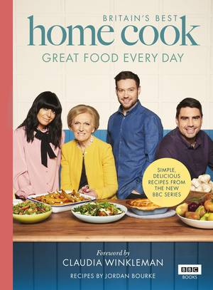 Cover of Britain's Best Home Cook