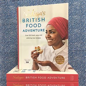 Image result for Nadiya's British Food Adventure