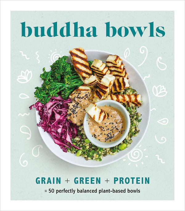 christmas 2019 Cookbooks to give as Secret Santa / stocking filler gifts buddha bowls