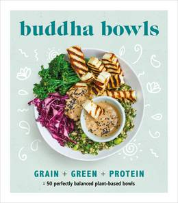 Cover of Buddha Bowls