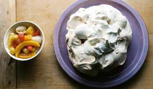 Cornershop Pavlova | Budget Dessert Recipes