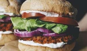 Vegan Buffalo cauliflower Sandwich Recipe