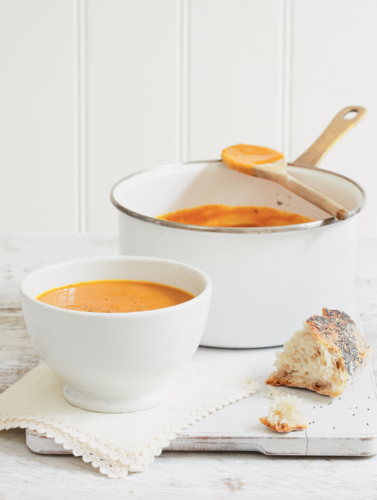 Roasted Butternut Squash Soup from Foolproof Cooking