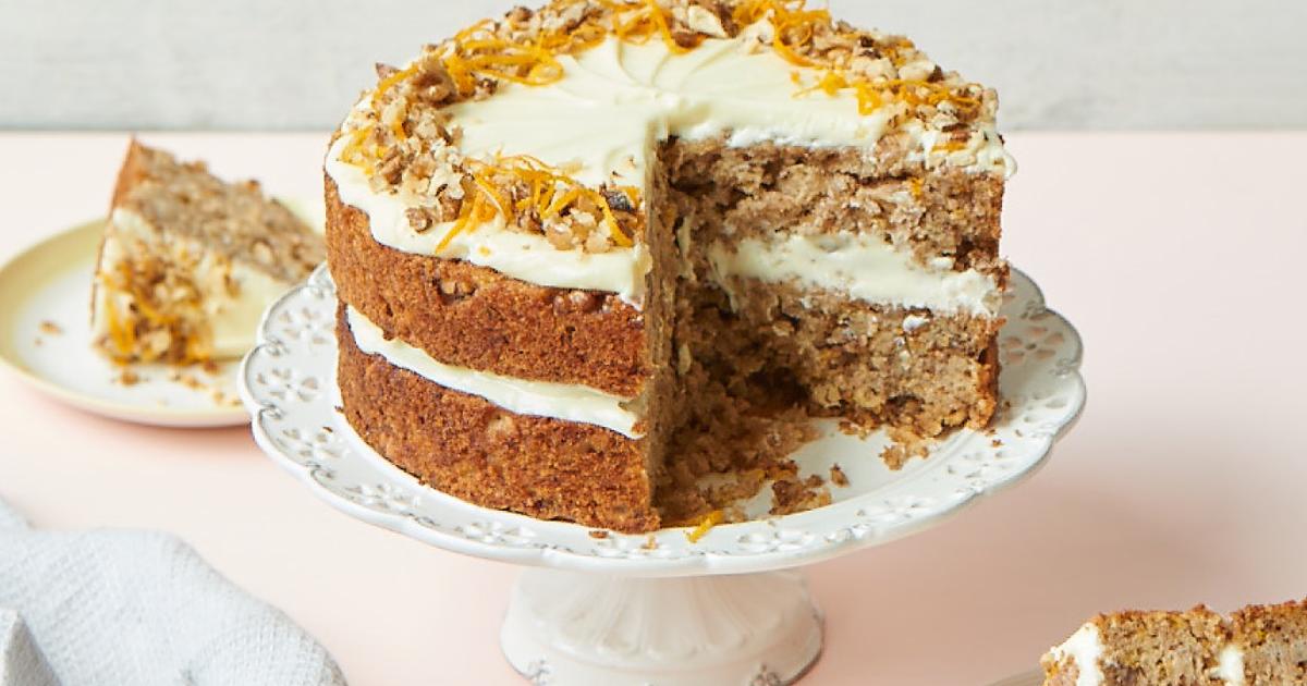 Nigella Lawson Gluten Free Orange Cake