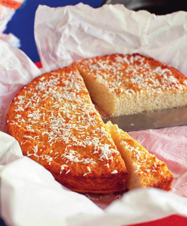 Puna Yam Cake
