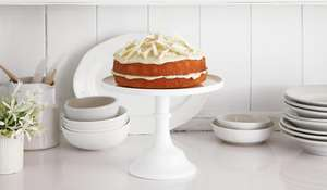 Cardamom Sponge with White Chocolate Icing from Foolproof Cooking