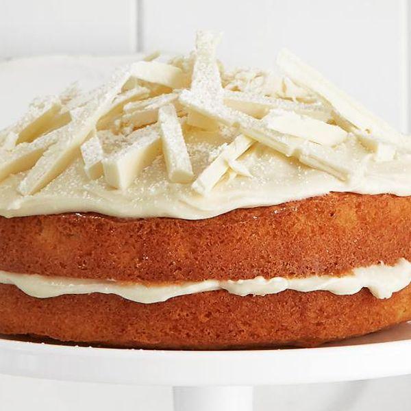 Cardamom sponge cake recipe