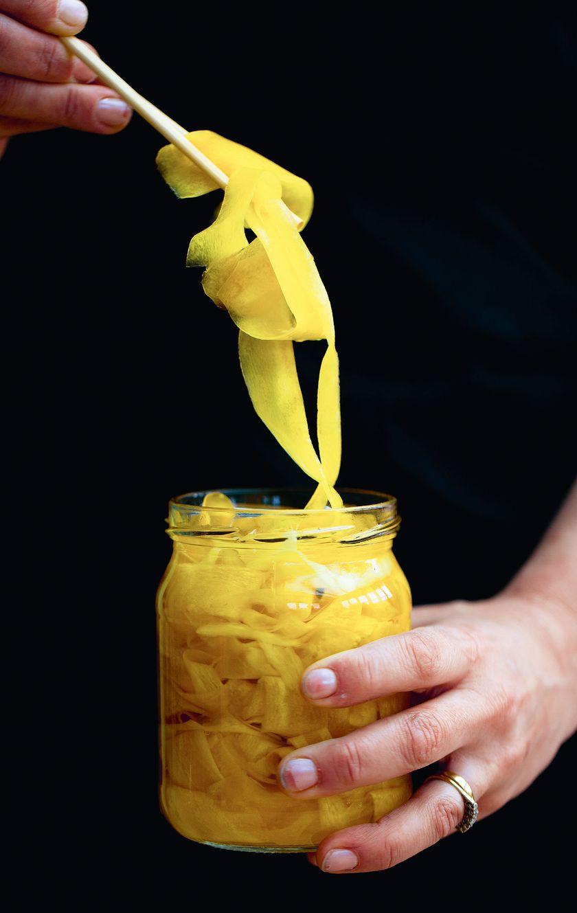 Jam, Preserve, & Chutney Recipes | Carrot & Ginger Pickle