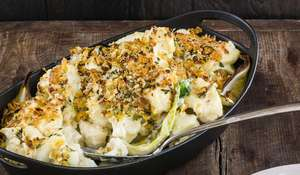 Tony's Cauliflower and Chilli Cheese