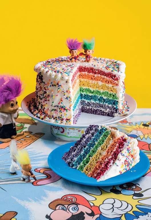 Celebration Cake Recipes Uk