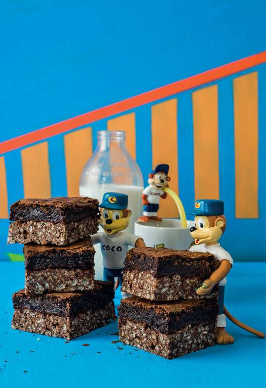 Coco Top Brownie