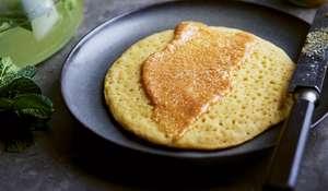 Moroccan Pancakes | Where the Wild Cooks Go
