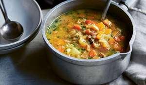 Welsh Cawl | Hearty Vegan Soup Recipe