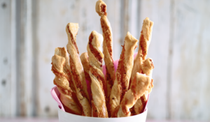 Cheese Twists from Eat Well For Less