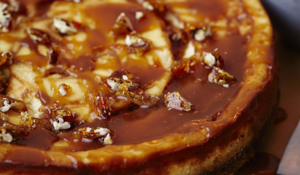 Salted Caramel Cheesecake Recipe by Claire Ptak & The Violet Bakery