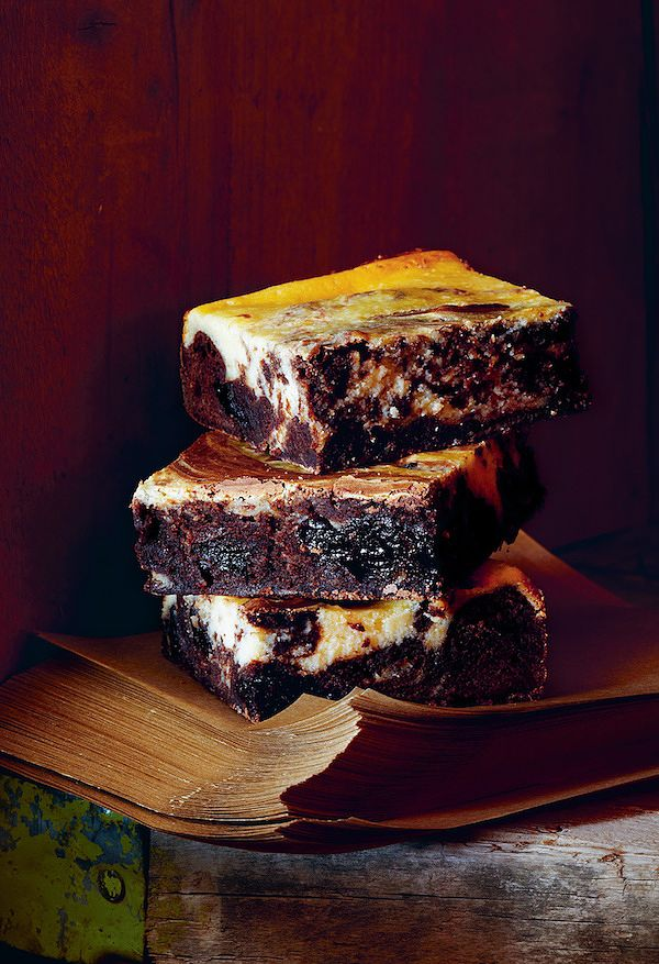 how to cook with dried cherries cherry chocolate cheesecake brownies baked in america